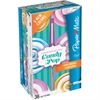 Paper Mate Flair Candy Pop Limited Ed Felt Tip Pen - Fine Point Type - Assorted - 36 / Pack