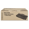 Ricoh Black Toner Cartridge - Black - Laser - 5000 Page