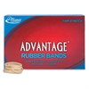 "Alliance Advantage Rubber Bands, #62 - Size: #62 - 2.50"" Length x 0.25"" Width - 1 / Box - Natural"