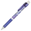 Pentel e-Sharp Mechanical Pencil - HB, #2 Lead Degree (Hardness) - 0.5 mm Lead Diameter - Refillable - Violet Barrel