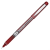 PRECISE Grip Extra-Fine Rollerball Pen - Fine Point Type - 0.5 mm Point Size - Red - Red Barrel - 1 Each