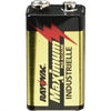 Rayovac Maximum Alkaline 9 Volt Batteries - 9V - Alkaline - 9 V DC - 8 / Pack