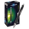 Jetstream RT Pen - Bold Point Type - 1 mm Point Size - Refillable - Black Gel-based Ink - 1 Each