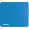 "Compucessory Economy Mouse Pad - 9.5"" x 8.5"" Dimension - Blue - Rubber Base, Cloth"