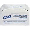 Genuine Joe Toilet Seat Cover - 2500 / Carton - White