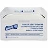Genuine Joe Toilet Seat Cover - 2500 / Carton - White
