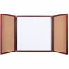 """Balt Executive Conference Cabinet - 36"""" Height x 36"""" Width - Mahogany Surface - 1 Each"""