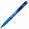 Pentel Twist-Erase Express Mechanical Pencil - #2, HB Lead Degree (Hardness) - 0.7 mm Lead Diameter - Refillable - Blue Barrel - 1 Each