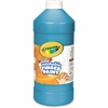 Crayola Washable Finger Paint Marker - 2 lb - 1 Each - Blue
