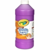 Crayola Washable Finger Paint Marker - 2 lb - 1 Each - Violet