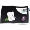 "CEP Desk Mat - 16.50"" Length x 24.80"" Width x 0.10"" Thickness - Polystyrene - Black"