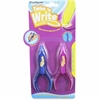 PenAgain Twist 'n Write Pencil 2-Pk - 2 mm Lead Diameter - Blue, Purple Barrel - 2 / Pack