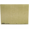 "Scotch Padded Mailer 6914, 8 in x 10 in, Recyclable Mailer - Padded - 10"" Width x 14"" Length - Self-sealing - Kraft - 10 / Pack - Green"