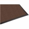 """Genuine Joe Waterguard Indoor / Outdoor Mat - Carpeted Floor - 60"""" Length x 36"""" Width - Polypropylene - Brown"""