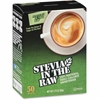 Sugar Foods Stevia in The Raw - Natural Sweetener - 50/Box