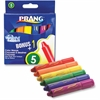 Dixon Prang Color Wand Classic Color Crayon - Red, Orange, Yellow, Green, Blue, Purple - 6 / Set