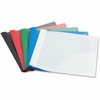 "Business Source Report Cover - 1/2"" Folder Capacity - Letter - 8 1/2"" x 11"" Sheet Size - 100 Sheet Capacity - 3 x Prong Fastener(s) - Assorted - 25 / Box"