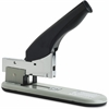 "Business Source Heavy Duty Stapler - 220 Sheets Capacity - 1/4"", 1/2"", 3/8"", 5/8"", 9/16"", 13/16"", 15/16"", 7/8"", 3/4"", 5/16"" Staple Size - Black, Putty"