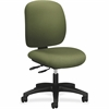 "HON ComforTask 5903 Task Chair - Green Seat - Green Back - 5-star Base - 20"" Seat Width x 18"" Seat Depth - 24"" Width x 34.3"" Depth x 40.5"" Height"