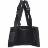 Impact Products Detachable Suspenders Back Support - Hook & Loop Closure, Comfortable - Strap Mount - Black