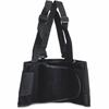 Impact Products Detachable Suspenders Back Support - Hook & Loop Closure, Comfortable - Black