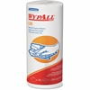 """Wypall L30 General Purpose Wipers - 11"""" x 10.40"""" - 70 Sheets/Roll - White - Perforated, Light Duty, Wet Strength, Soft, Reinforced, Absorbent, Solvent Resistant - For Face, Hand, General Purpose, Jani"""