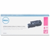 Dell Original Toner Cartridge - Magenta - Laser - 1400 Page - 1 Each