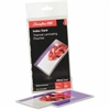 "Swingline® GBC® UltraClear™ Thermal Laminating Pouch - Laminating Pouch/Sheet Size: 3.50"" Width x 5.50"" Length x 5 mil Thickness - Glossy - for Index Card - Flexible, Wear Resistant, Tea"