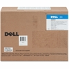 Dell GD531 Original Toner Cartridge - Black - Laser - 10000 Page