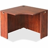 "Lorell Essentials Srs Cherry Laminate Accessories - Rectangle Top - 35.38"" Table Top Width x 35.38"" Table Top Depth x 1"" Table Top Thickness - 29.50"" Height - Assembly Required - Cherry"