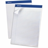 "Ampad Legal Ruled Recycled Writing Pads - 50 Sheets - Printed - 15 lb Basis Weight - 8.50"" x 11.75"" - 1Dozen"