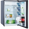 Avanti Model RM4416B - 4.4 CF Counterhigh Refrigerator - Black - 4.40 ft³ - Manual Defrost - Reversible - 4.40 ft³ Net Refrigerator Capacity - 228 kWh per Year - Black - Built-in