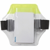 Baumgartens Reflective Armband Badge Holder - 1 Each - Yellow