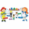 Carson-Dellosa Bulletin Board Set - Theme/Subject: Learning - Skill Learning: Community - 41 Pieces - 4-8 Year