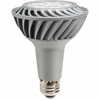 12-watt LED PAR30 LED Bulb - 12 W - 120 V AC - 2300 cd - PAR30 Size - Soft White Light Color - E26 Base - 25000 Hour - 4400.3°F (2426.8°C) Color Temperature - 84 CRI - Dimmable, Energy Save