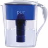 Pur 11 Cup Water Filter Pitcher - Blue, Gray