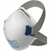 Jackson Safety N95 Particulate Respirator - Particulate, Dust, Fog Protection - Foam Nose Pad, Cloth - White - 20 / Box