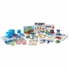 Learning Resources Kid Learning Kit - Theme/Subject: Learning - Skill Learning: Mathematics, Subtraction, Measurement, Addition, Shape, Counting - 16 Pieces - 6+