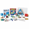 Learning Resources Kid Learning Kit - Theme/Subject: Learning - Skill Learning: Mathematics, Subtraction, Measurement, Addition, Shape, Multiplication, Money - 18 Pieces - 7+