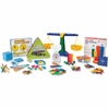 Learning Resources Kid Learning Kit - Theme/Subject: Learning - Skill Learning: Mathematics, Division, Multiplication, Problem Solving, Liquid Measurement, Shape, Number, Arithmetic, Fraction - 21 Pie