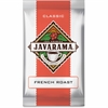 DS Services Javarama French Roast Coffee Packs - Caffeinated - French Roast - Medium/Dark - 2 oz Per Pack - 24 Packet - 24 / Carton