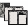 At-A-Glance Lacey Weekly/Monthly Wirebound Desk Planner - Julian - Weekly, Monthly, Daily - 1 Year - January 2017 till January 2018 - 1 Week, 1 Month Double Page Layout - Wire Bound - Desktop - Assort