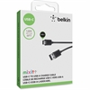 Belkin 2.0 USB-A to USB-C Charge Cable - USB for MacBook, Hard Drive - 60 MB/s - 6 ft - 1 x Type C Male USB - 1 x Type A Male USB
