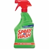 Spray 'n Wash Laundry Stain Remover - Liquid Solution - 0.17 gal (22 fl oz) - 1 Each - Clear
