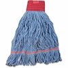 Impact Products Cotton/Synthetic Loop End Wet Mop - Cotton, Synthetic, Vinyl