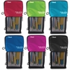 Five Star Stand 'N Store Carrying Case (Pouch) for Pencil, Accessories - Assorted - Puncture Resistant - Fabric