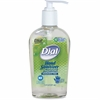 Dial Sanitizing Gel - 7.50 oz - Pump Bottle Dispenser - Kill Germs, Bacteria Remover, Mold Remover, Yeast Remover - Hand - Moisturizing, Hypoallergenic, Fragrance-free, Dye-free, Anti-bacterial - 12 /