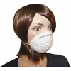 ProGuard Safety Mask - Dust, Pollen Protection - Polypropylene - White - 50 / Box