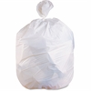 "Heritage .75mil LLD Extra Heavy Can Liners - 30 gal - 30"" Width x 36"" Length x 0.75 mil (19 Micron) Thickness - Low Density - White - Linear Low-Density Polyethylene (LLDPE) - 200/Carton - Can"