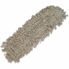 "Impact Products 4-ply Cotton Looped-end Dust Mop - 5"" Width - Polyester"